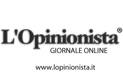 [ Logo L'Opinionista ]