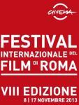 Festival Cinema Roma 2013