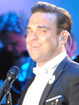 Robbie Williams Concerto Lisbona 2014