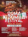 Roma Kizomba Festival 2014