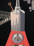 Lancio Spaziale mostra di Francesco Bancheri