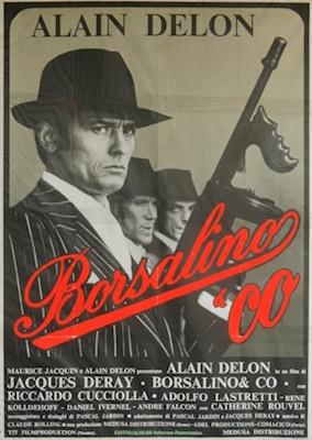 BORSALINO E IL CINEMA - Se da sempre il cinema è intimamente legato alla  capacità narrativa del cappello 98c18d3add12