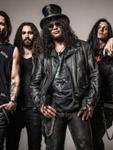 Slash in concerto a Roma
