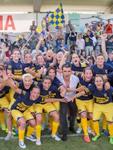 Verona Femminile vince scudetto 2014-2015