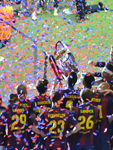 Barcellona vince Champions 2015