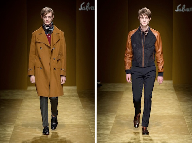 Ferragamo winter 2016 Milan