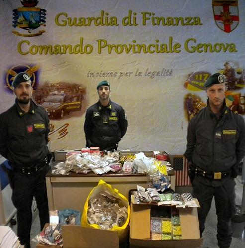 Genova, 21 denunce per contraffazione e violazione del diritto d'autore