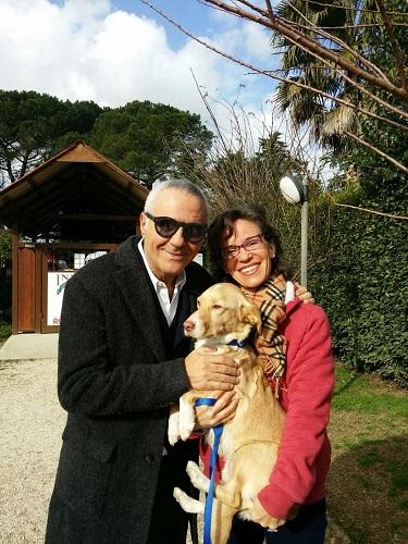 Giorgio Panariello protagonista nella nuova fiction di Canale 5