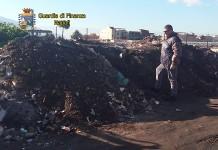 Napoli, sequestrato sito per lo stoccaggio abusivo di rifiuti speciali