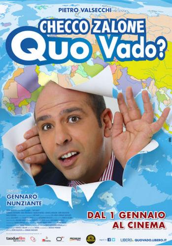 Quo Vado? locandina