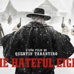 The Hateful Eight locandina film