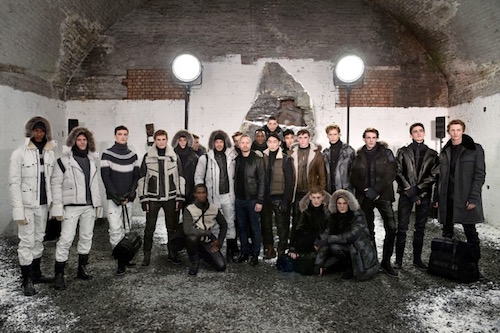 abiti Belstaff Winter 2016