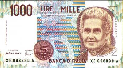Lira 1000 lire