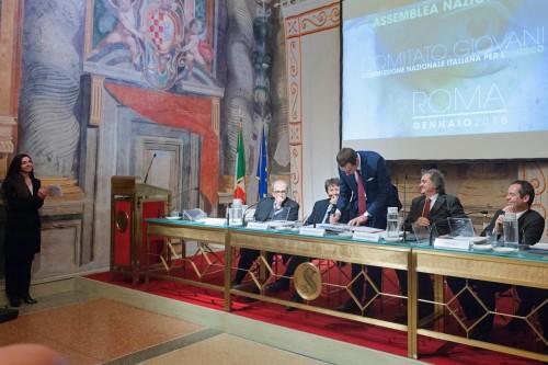 Roma, conclusa la Prima Assemblea Nazionale del Comitato Giovani UNESCO