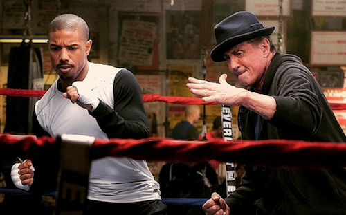 Creed scena film