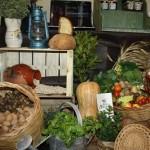 prodotti verdure e frutta secca