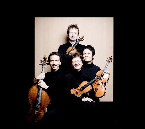 Arcanto Quartett _CR_MarcoBorggreve