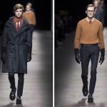 Canali Menswear Fall Winter 2016 Milan