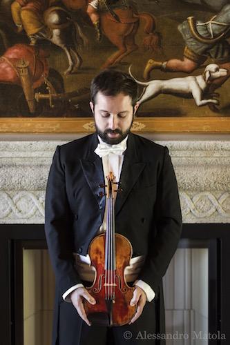 Davide Alogna a Como Classica