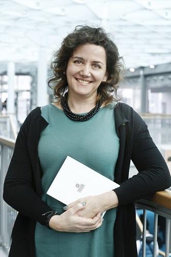 Giovanna Dello Iacono ad W&W