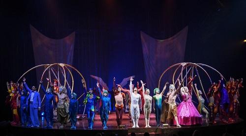 Il Cirque du Soleil con Varekai a Milano, Firenze, Bologna e Torino