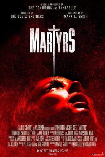 Martiyrs locandina del film