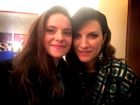 Francesca Michielin e Laura Pausini