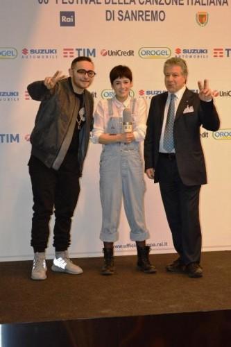 Premio Assomusica a Chiara Dello Iacovo