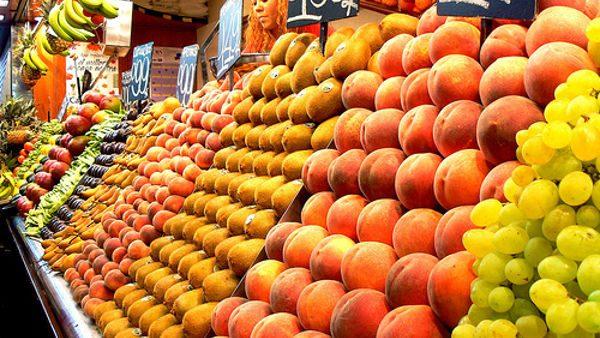 Frutta agroalimentare