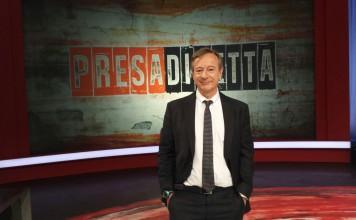 Riccardo Iacona, conduttore di 'Presadiretta'