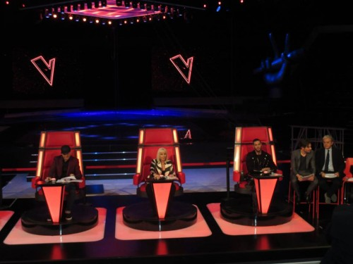 Conferenza stampa The Voice 2016