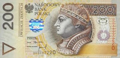 zloty polacco