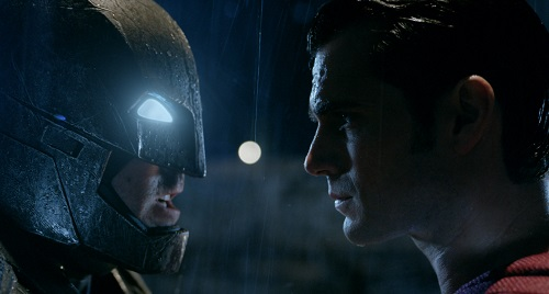 Batman V Superman - scena film