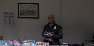 Benevento sequestrati prodotti cinesi