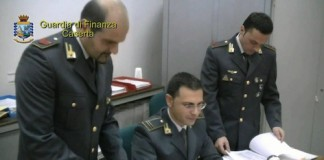 Caserta, scoperta maxi evasione fiscale