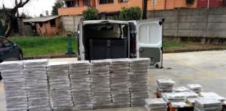 Pavia, sequestro di droga