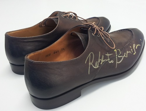 Roberto Benigni_scarpe