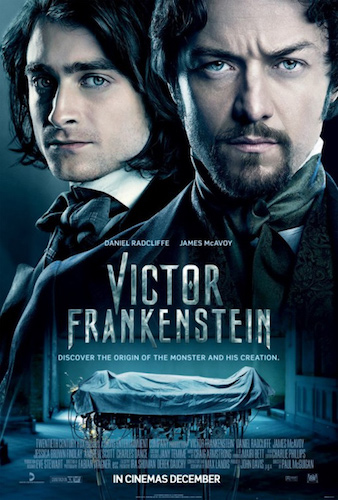 Victor Frankenstein film italiano