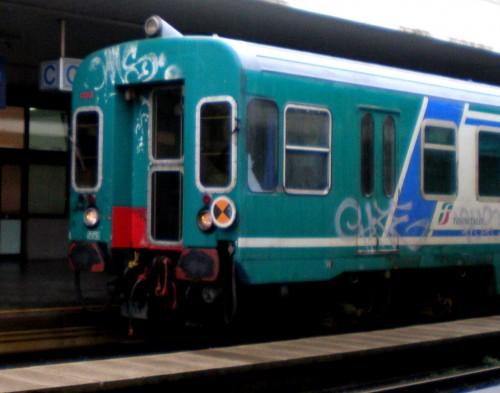 Treno - copyright L'Opinionista