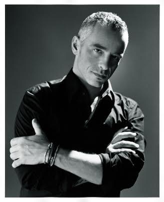 Eros Ramazzotti (foto Bruce Weber)