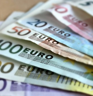 bank denaro euro