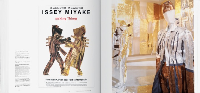mostra Tokyo Issey Miyake