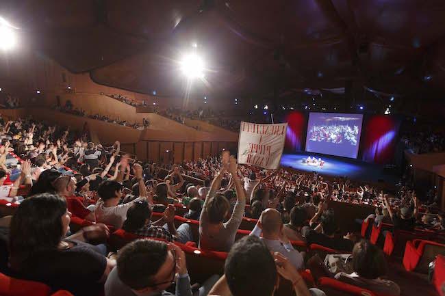 2.700 fan al Parco della Musica per Vasco Rossi