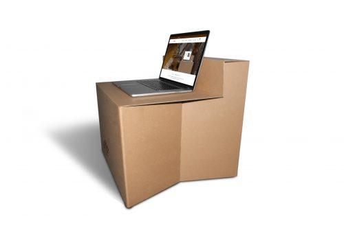 scrivania 'helloStandy'