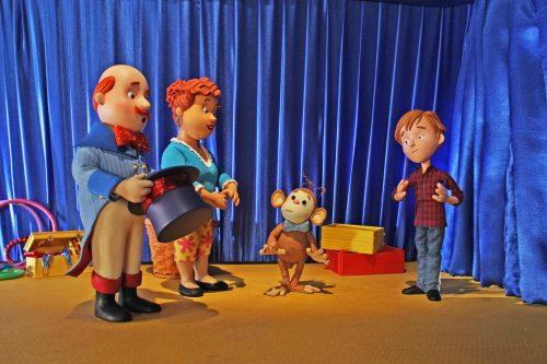 Cartoni animati: tobys travelling circus al via su rai yoyo