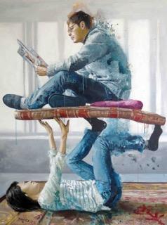 """""""Fintan Magee"""" alla Galleria Varsi di Roma dal 29 aprile al 3 giugno"""