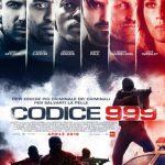 Codice 999 locandina film italiano