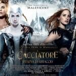 Il Cacciatore e la Regina di ghiaccio - locandina film