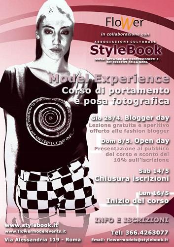 Model Experience 2016 a Roma