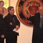 Roma 2010- Constantin Udroiu, Dante Maffia, Emilio Colombo